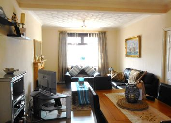Thumbnail 3 bed terraced house to rent in Caiach Terrace, Trelewis, Treharris