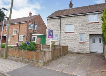 Thumbnail 3 bed semi-detached house for sale in Bailey Crescent, Mansfield