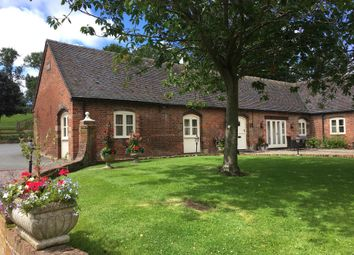 Thumbnail 2 bed bungalow to rent in Netley Old Hall Farm, Shrewsbury