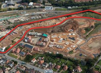 Thumbnail Land for sale in Norwich Road, North Walsham