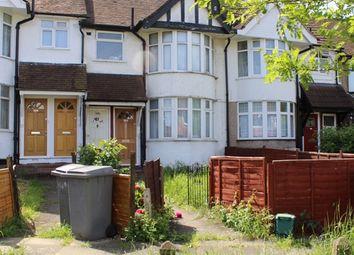 Thumbnail 1 bed maisonette for sale in Braemar Avenue, London