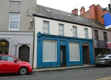 Thumbnail Office for sale in Stryd Fawr, Pwllheli, Pen Llyn