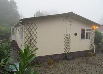 Thumbnail 2 bed mobile/park home for sale in Honicombe Park (Ref 5506), Callington, Cornwall