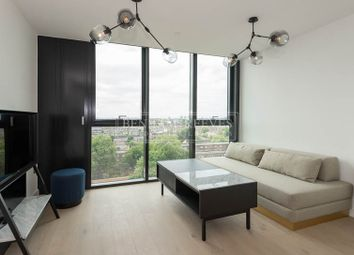 Thumbnail 1 bed flat to rent in Hill House, Archway