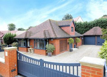 Thumbnail 3 bed detached house for sale in Homefield Close, Epping, Essex