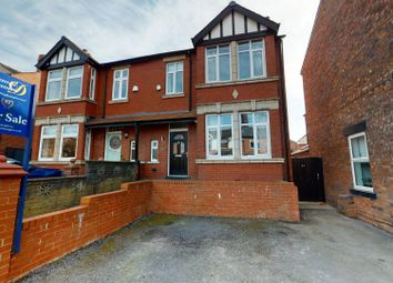 Thumbnail 3 bed semi-detached house for sale in Kenyon Road, Wigan
