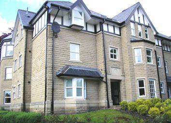Thumbnail 2 bed flat to rent in Greystones Court, Roundhay, Leeds