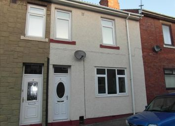Thumbnail 3 bed terraced house for sale in Gray Street, Cambois, Blyth