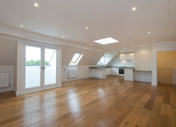 Thumbnail 3 bed flat to rent in Greencroft Gardens, South Hampstead