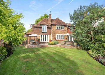 Thumbnail 4 bed detached house for sale in Weybridge Park, Weybridge, Surrey