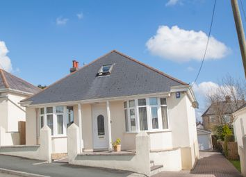 Thumbnail 4 bed detached house for sale in Grosvenor Road, Crownhill, Plymouth