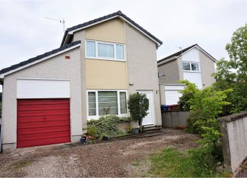 Thumbnail 3 bed detached house for sale in Kirkland Hill, Elgin