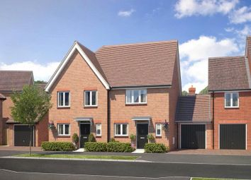 Thumbnail 2 bed semi-detached house for sale in Cresswell Park, Roundstone Lane, Angmering