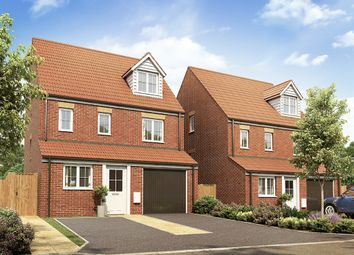 "Thumbnail 4 bed detached house for sale in ""The Rockingham"" at Market View, Dorman Avenue South, Aylesham, Canterbury"