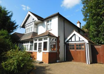 Thumbnail 4 bed property for sale in King Charles Road, Berrylands, Surbiton