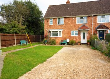 Thumbnail 3 bed end terrace house for sale in The Crescent, Southampton