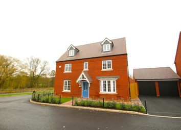 Thumbnail 6 bed detached house for sale in Muse Grove, Barlaston, Stoke-On-Trent