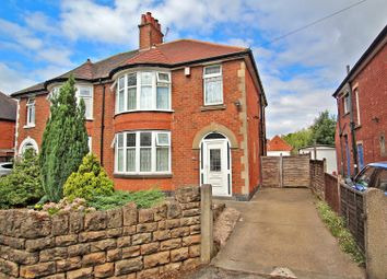 Thumbnail 3 bed semi-detached house for sale in Llanberis Grove, Nottingham