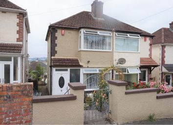Thumbnail 2 bed semi-detached house for sale in Ferrers Road, Plymouth