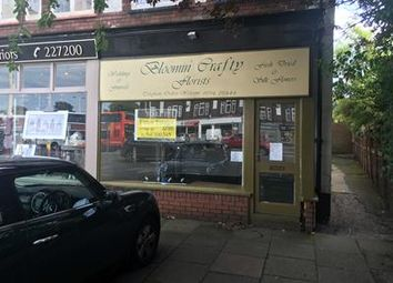 Thumbnail Retail premises to let in 134 Cambridge Road, Churchtown, Southport