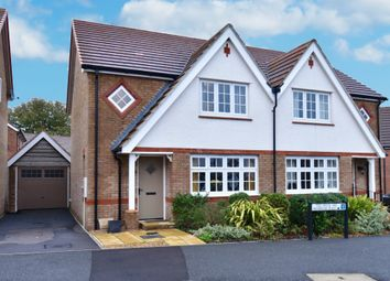 Thumbnail 3 bed semi-detached house for sale in Toll House Way, Chard
