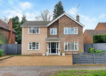 Thumbnail 5 bed detached house for sale in Westmead Avenue, Wisbech