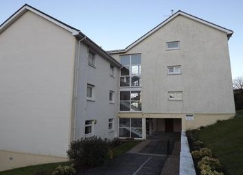 Thumbnail 2 bed flat to rent in Glenhuntly Road, Port Glasgow