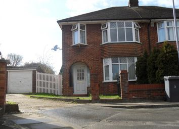 Thumbnail 3 bed semi-detached house to rent in Wyvern Close Wyvern Close, Luton