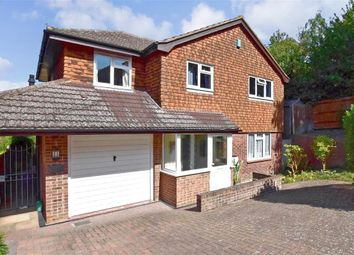 Thumbnail 5 bed detached house for sale in Reinden Grove, Downswood, Maidstone, Kent