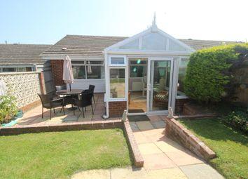 Thumbnail Terraced bungalow for sale in Elderwood Close, West Hampden Park, Eastbourne