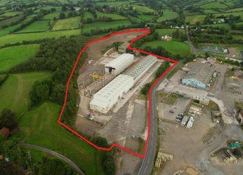 Thumbnail Warehouse for sale in 11 Aghnagar Road, Ballygawley, County Tyrone