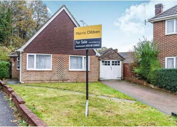 Thumbnail 3 bed bungalow for sale in Dale Valley Gardens, Southampton