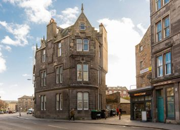 Thumbnail 2 bed flat for sale in 37 (1F1) Bernard Street, Edinburgh