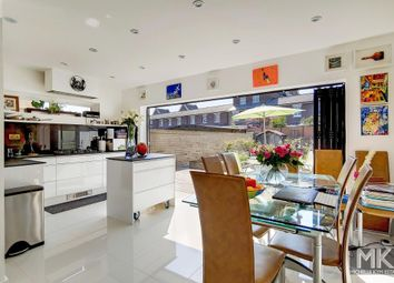 Thumbnail 3 bed semi-detached house for sale in East Ferry Road, London