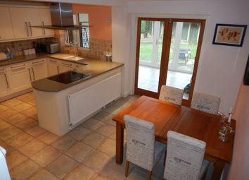 Thumbnail 4 bed detached house for sale in Thackers Way, Deeping St. James, Peterborough