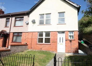 Thumbnail 3 bed semi-detached house for sale in Ffordd Denman, Bangor