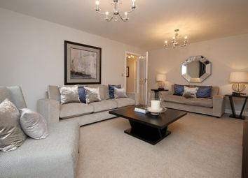 "Thumbnail 4 bed detached house for sale in ""Harrogate"" at St. Johns View, St. Athan, Barry"