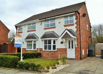 Thumbnail 3 bedroom semi-detached house for sale in Satinwood Crescent, Melling, Liverpool