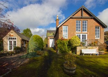 Thumbnail 3 bed detached house for sale in The Old School, Kirkton Of Kingoldrum, By Kirriemuir, Angus