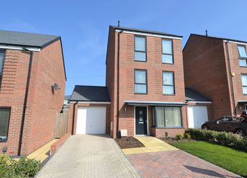 Thumbnail 4 bed detached house for sale in Topland Grove, Northfield, Birmingham