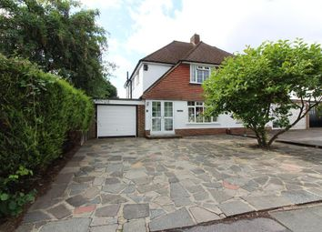 Thumbnail 4 bedroom semi-detached house for sale in Tintagel Road, Orpington, Kent