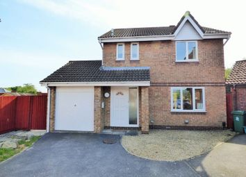 Thumbnail 3 bedroom detached house for sale in Snowdrop Close, Abbeymead, Gloucester