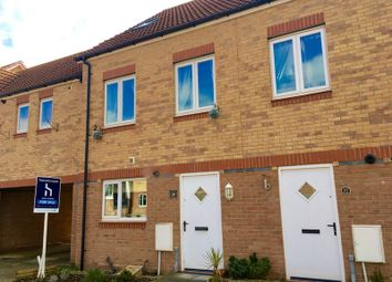 Thumbnail 3 bed town house for sale in Hawkshead Place, Newton Aycliffe, County Durham