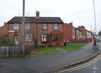 Thumbnail 3 bed semi-detached house for sale in Gwendolen Road, Evington, Leicester