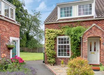 Thumbnail 3 bed end terrace house for sale in Church Close, Bubwith, Selby