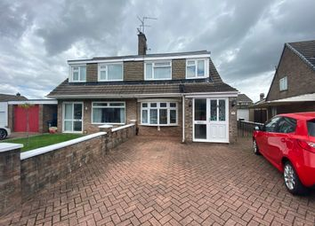 Thumbnail 3 bed semi-detached house to rent in Birch Hill, Malpas, Newport