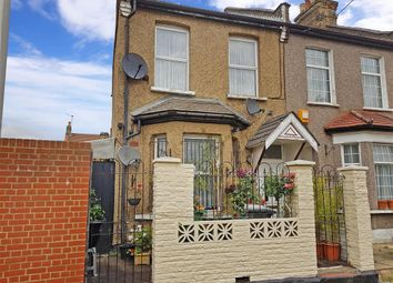 Thumbnail 3 bed end terrace house for sale in Nelson Street, London, East Ham