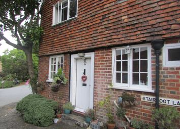 Thumbnail 2 bed property to rent in High Street, Chipstead, Kent