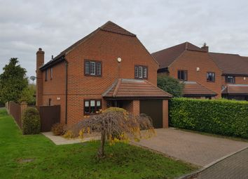 Thumbnail 4 bed detached house for sale in Marshalls Lea, Bierton, Aylesbury