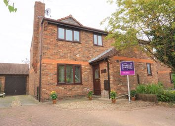 Thumbnail 3 bed semi-detached house for sale in Sidings Court, Brough